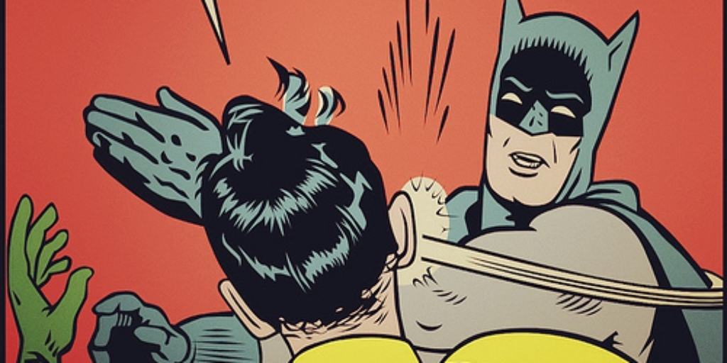 the slap heard around the tv